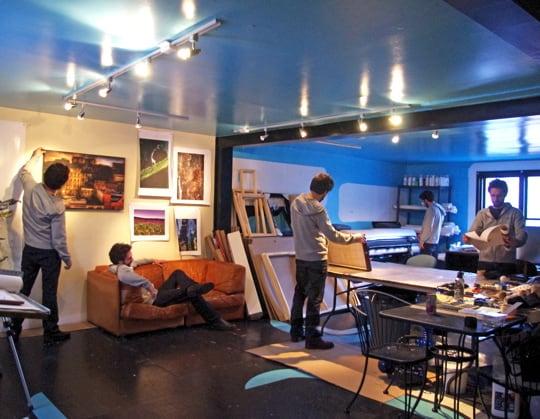 Adam Cryderman's workspace