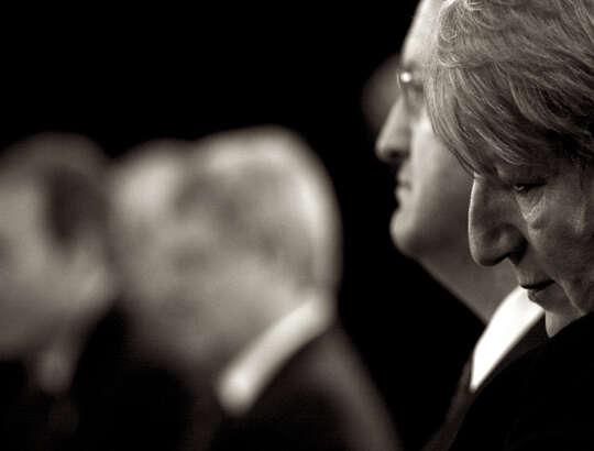 PHOTO: Our premier