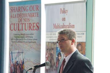 Hon. Minister Darin King