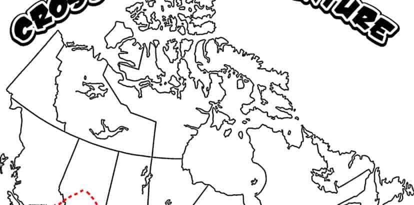 Introducing the Great Cross-Canada Social Media Adventure
