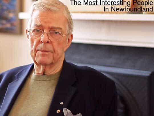 VIDEO: The most interesting people in Newfoundland | John Crosbie