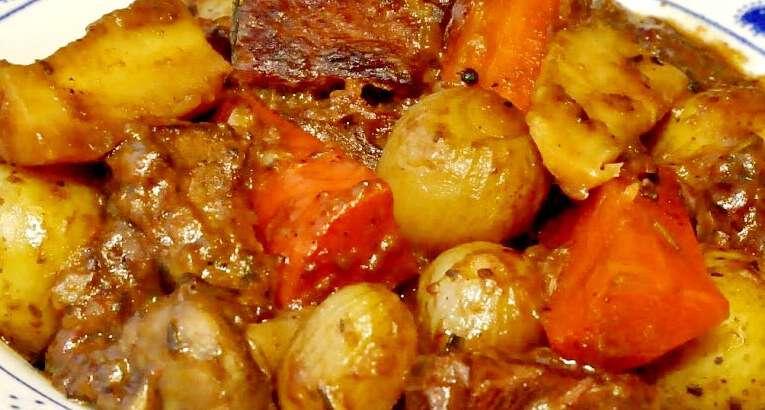 Rock Recipes | 'St. John's Stout' Stew