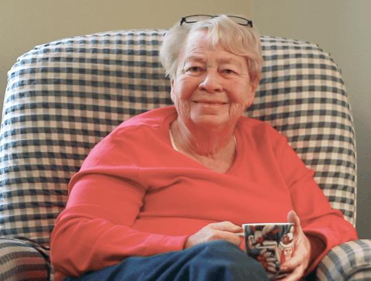 Remembering Nancy Riche