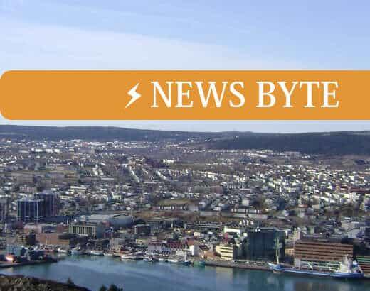 City of St. John's announces surplus