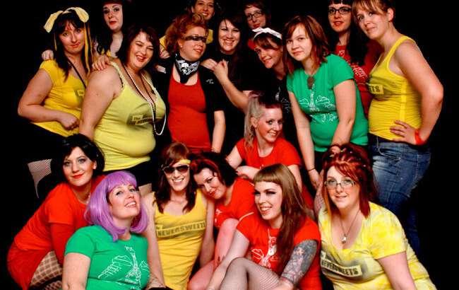 VIDEO: The 709 Derby Girls