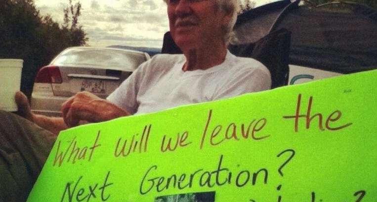 Hunger striking NunatuKavut elder calls for a unified Labrador