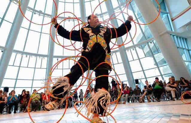 Showcase celebrates Aboriginal cultures, aims to foster unity