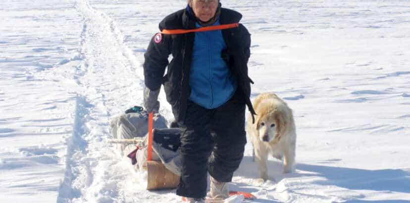 Elizabeth Penashue prepares for final walk, denied visit to Muskrat Falls