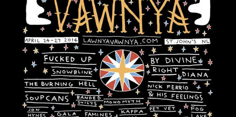 Lawnya Vawnya lineup announced