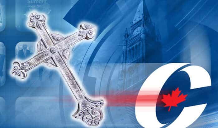 Harper government to revoke charitable status of Catholic Church