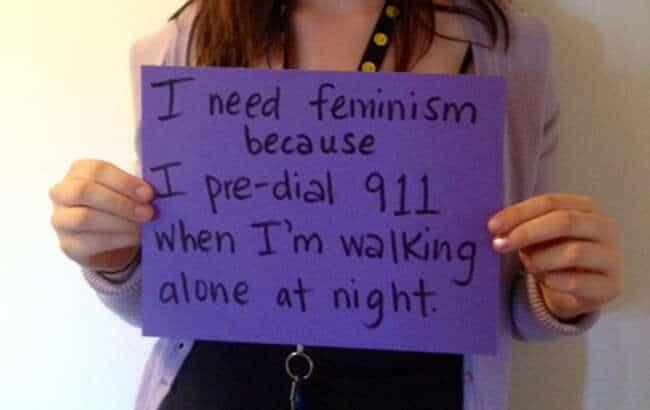 St. John's women respond to anti-feminism social media trend