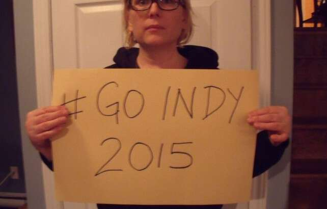 """There has never been a more important time to support independent media."" #GoIndy2015"