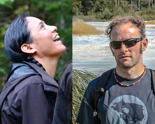 Journalist, Mi'kmaq land defender tour Island to talk fracking