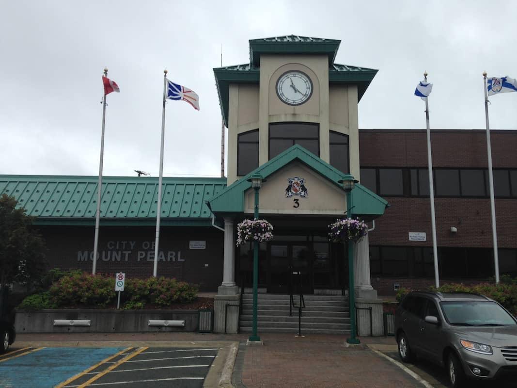 Mount Pearl City Hall