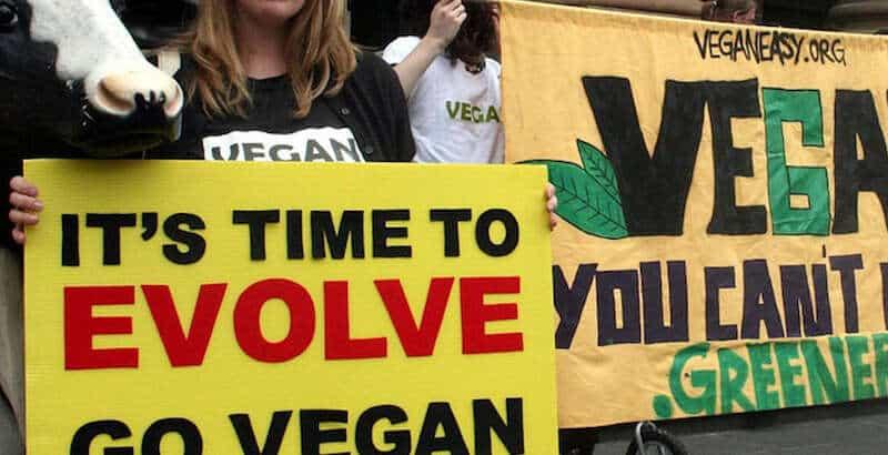 Going vegan at 91