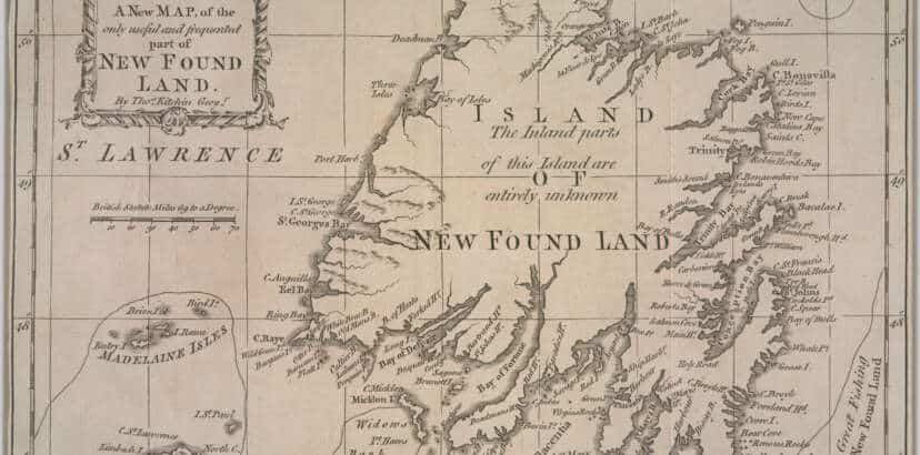 Illustrated Adventures in Newfoundland Geography