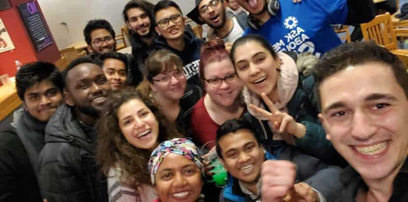 How MUN Students Created a New Student Refugee Program