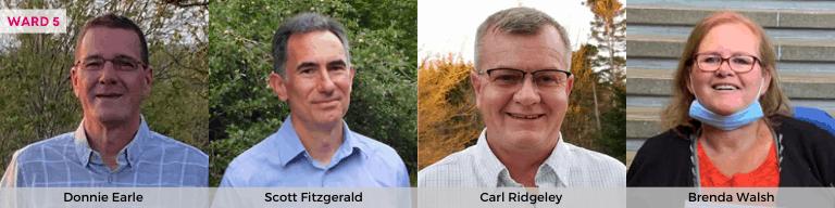 St. John's City Election 2021: Ward 5