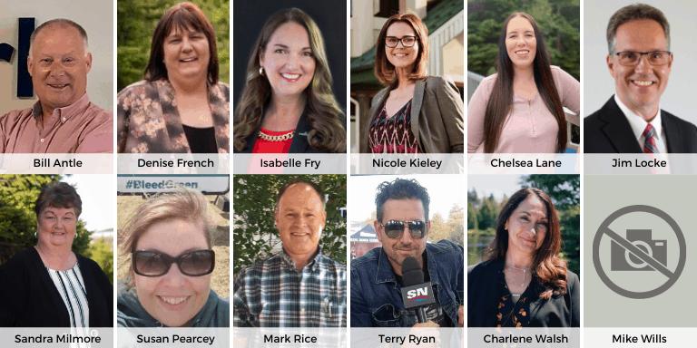 Mount Pearl Municipal Election 2021: Councillors